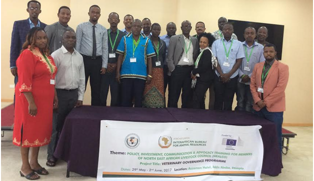 PULPA Members Attended NEALCO Policy, Investment, Communication and Advocacy (PICA) Training, AT ADDIS ABABA
