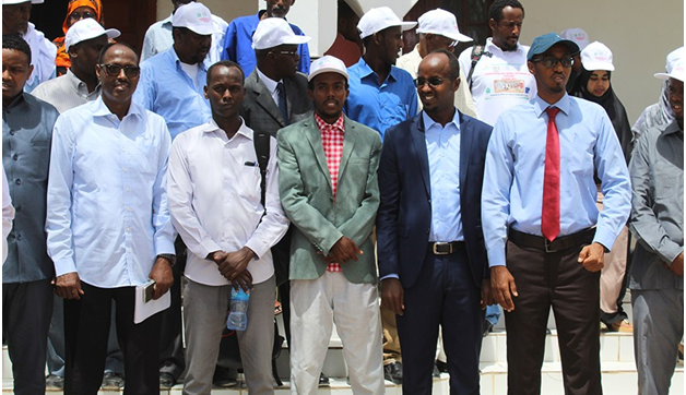 PULPA COMMERATED WORLD VETERIANRY DAY, 2017, FOR THE FIRST TIME IN PUNTLAND